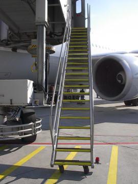 UpStair Flughafen