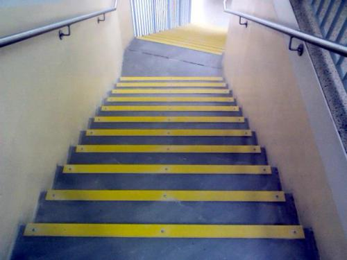 UpProfil Treppe Schule