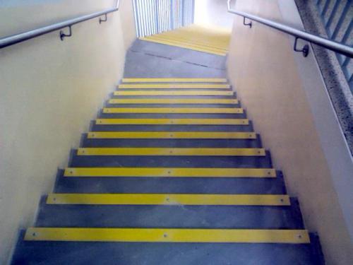 UpProfil Treppe Schule