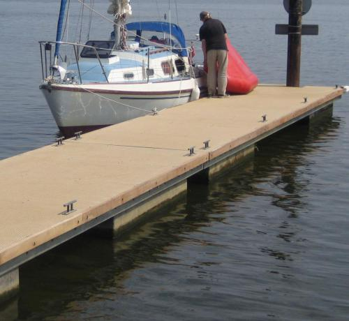 UpGrate Marine Deck