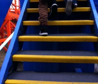 UpStair trittsichere Stufen-Auflage